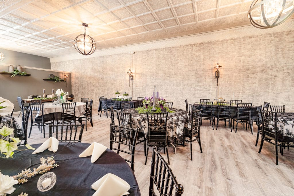discover third street events a small wedding venue near lafayette indiana