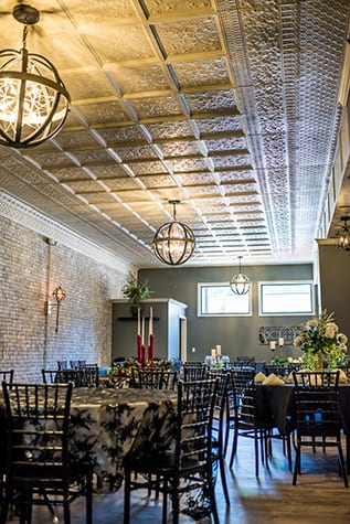 see how your event can be styled with the help of third street events