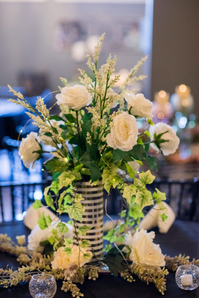 ask about our preferred vendors for wedding flowers