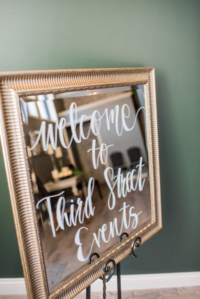 third street events is an elegant event venue perfect for weddings and business meetings